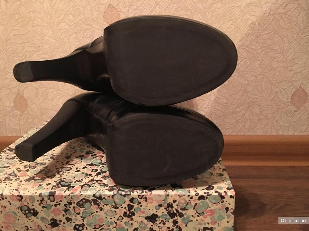 Ботильоны Bottega Veneta  размер 37,5