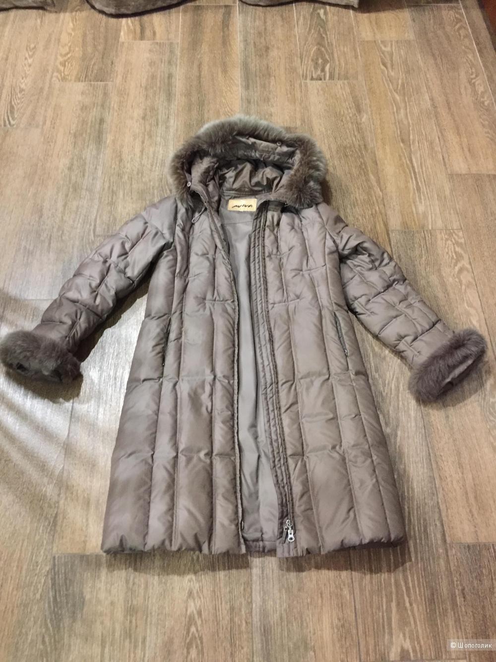 Пуховик пальто AVIVA , размер М