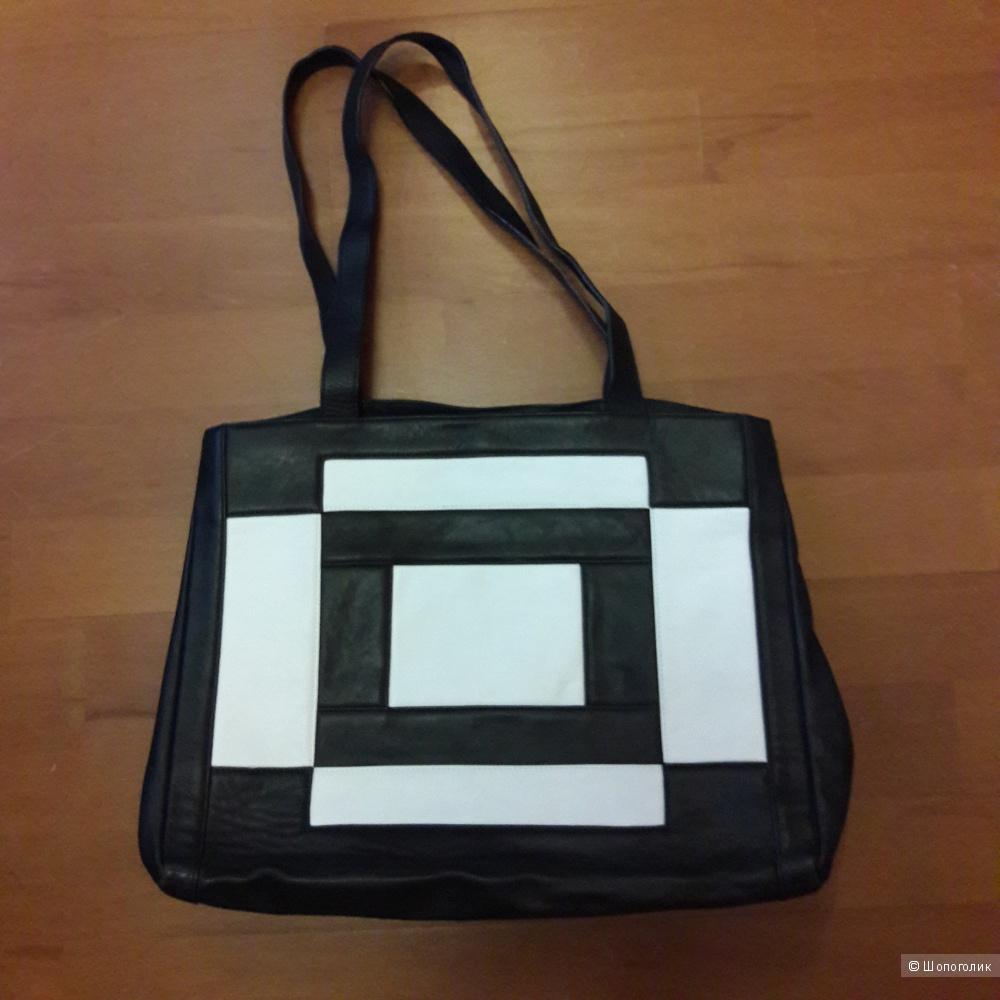 Кожаная сумка Lupo