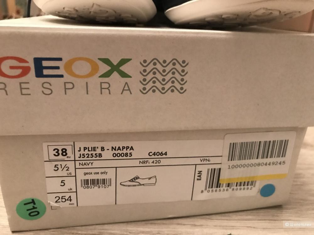 Ботинки женские Geox размер 38 EU