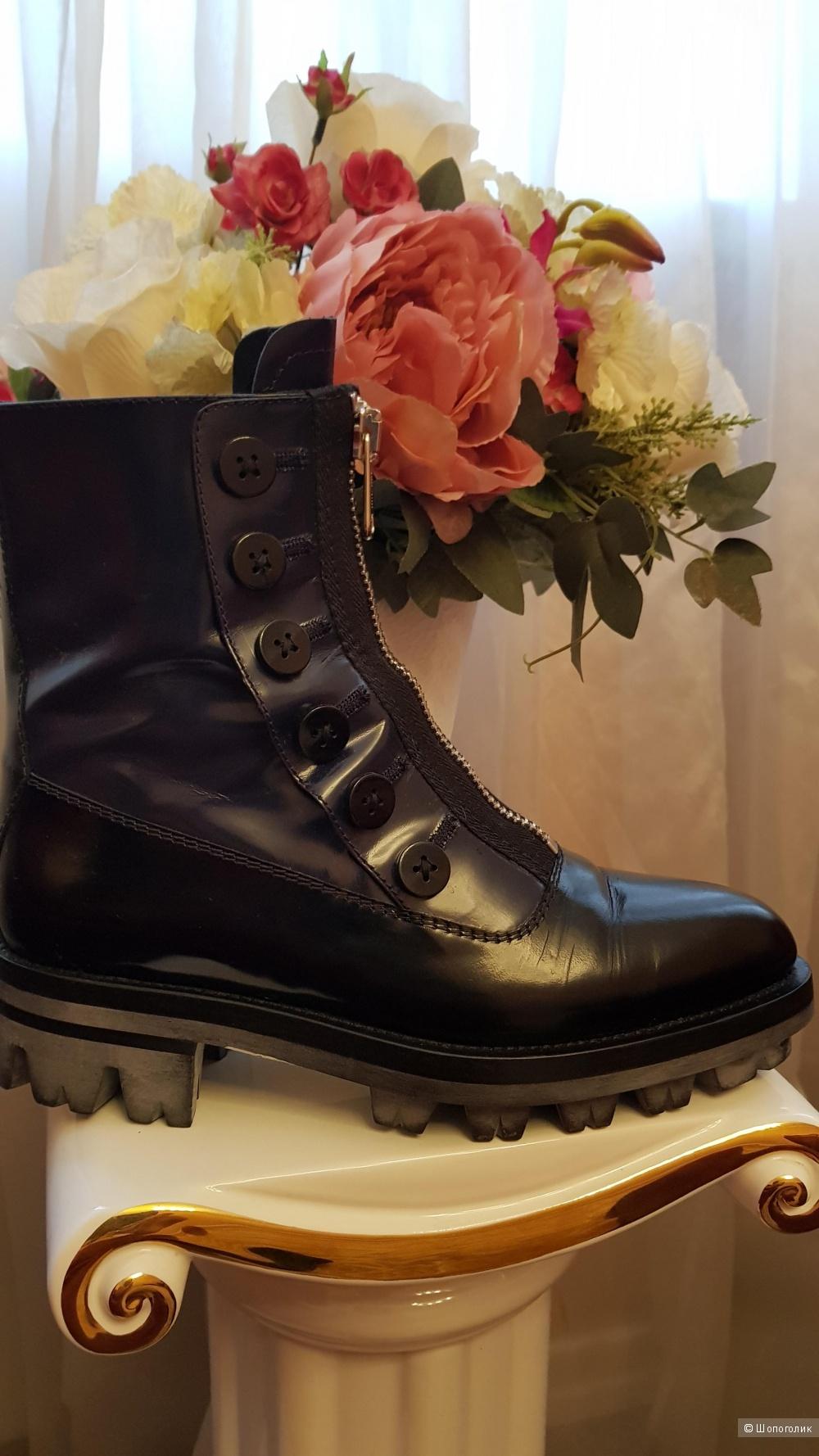 Ботинки, Miu Miu , 39,5 размер