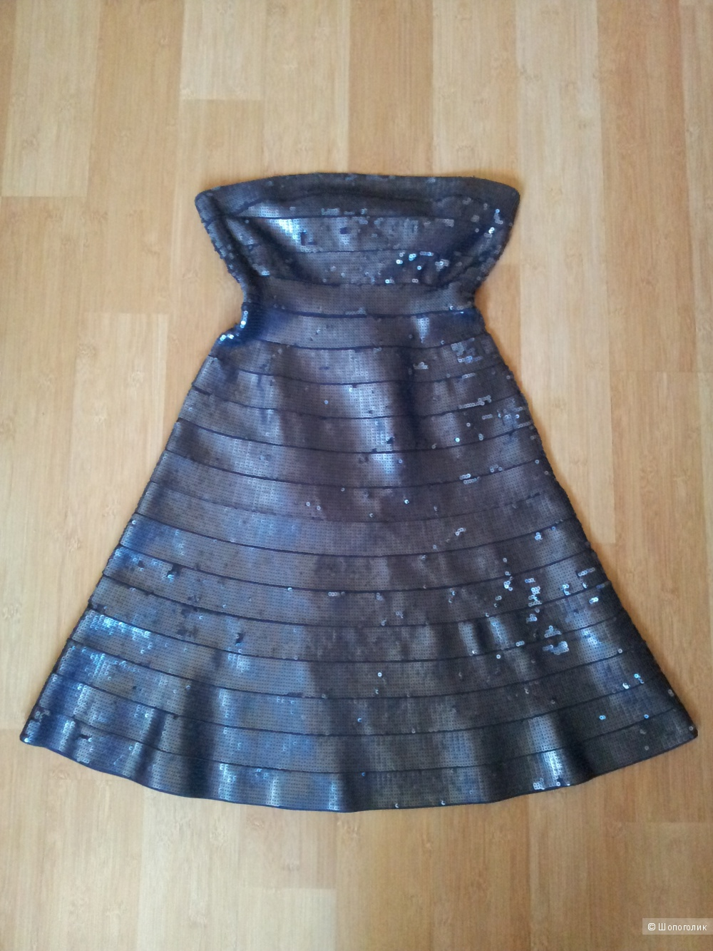Платье Herve Leger размер XS (российский 40-42)