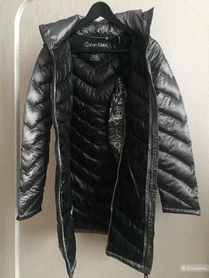 Пальто-пуховик Calvin Klein, S