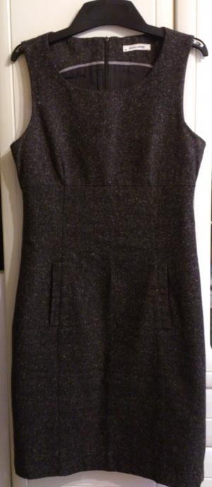 Платье - сарафан More&More, р 36 = 40-42 (рос) + блузка Esprit