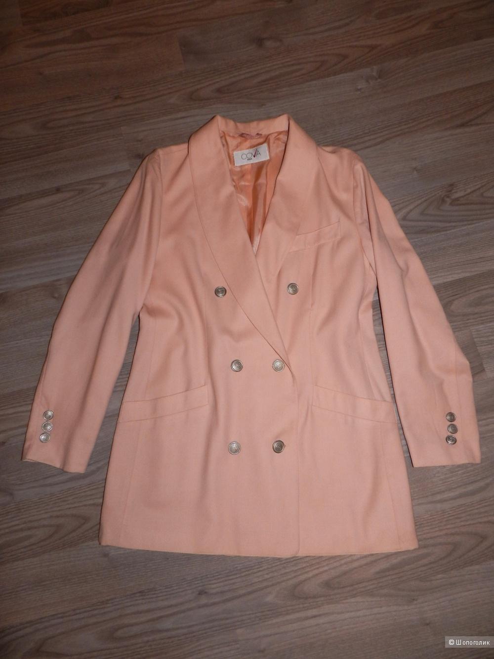 Пальто жакет COVA Design M-L