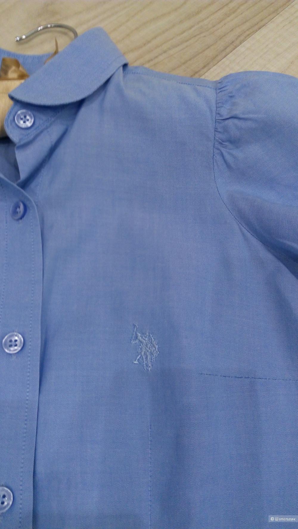Рубашка u.s. polo размер 40-42