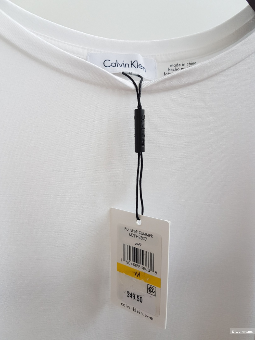 Футболка Calvin Klein. Размер М (46/48)