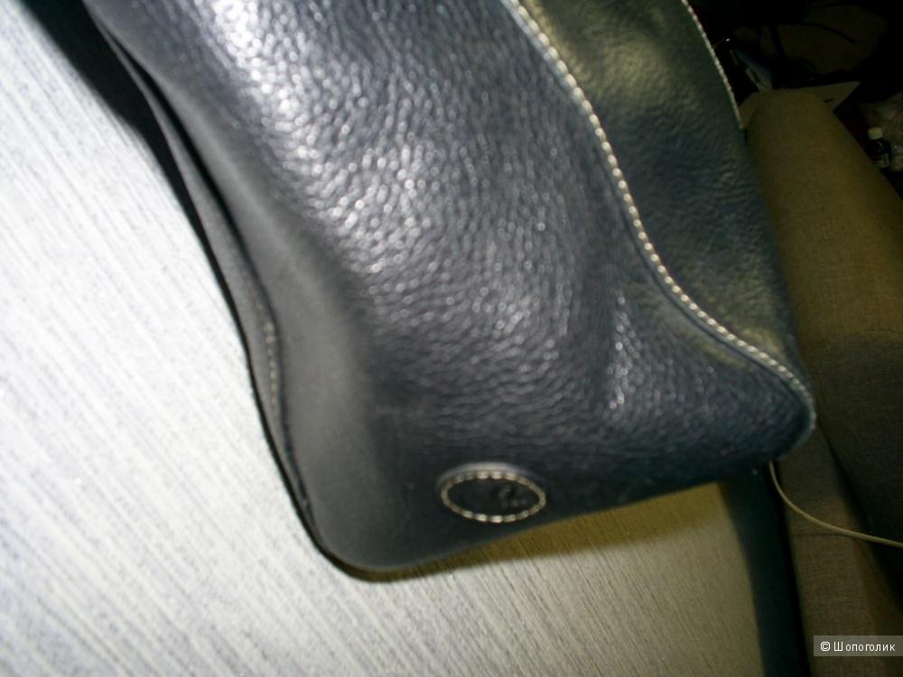 Кожаная сумка от Debenhams.