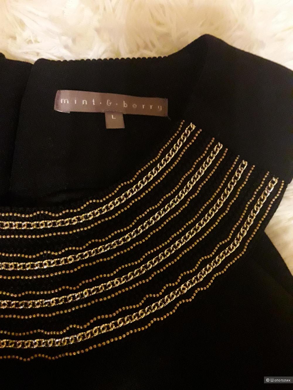 Платье Mint & berry,  размер 46-48