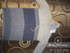 Свитер-туника с добавлением шерсти L-XL