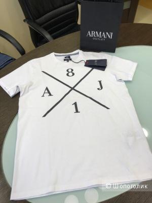 Мужская футболка Armani Jeans, размер M