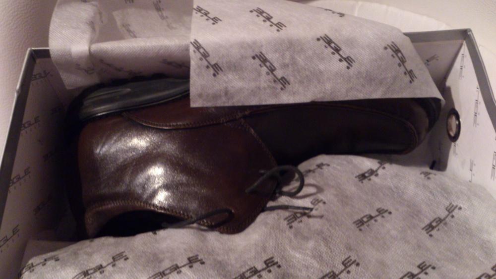 Ботинки  зимние Egle, размер 42-43