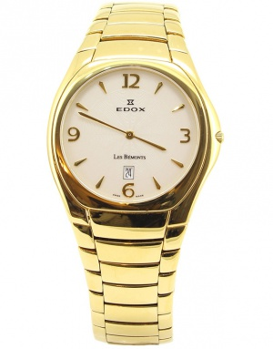 Мужские часы Edox Les Bemonts 27019-37JPD