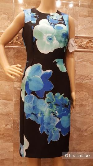 Calvin Klein платье. р.44 (6 us)
