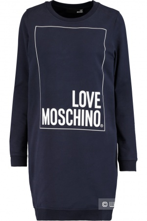 Платье Love Moschino. Размер 42i /6us (44 рус)