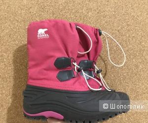 Детские ботинки Sorel(34)