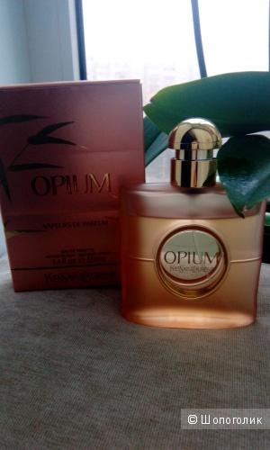 Парфюмерная вода Yves Saint Laurent. Opium Vapeurs de Parfum   от 50 ml
