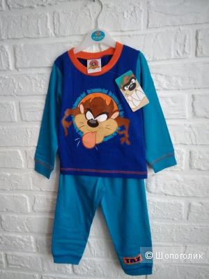 Детский комплект бренда Looney Tunes, размер 92-104 см