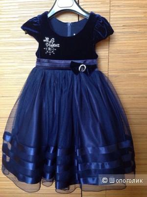 Платье Маленькая леди на 5 лет
