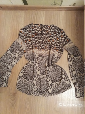 Блузка Zara 42-44 размер