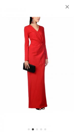 Платье ,Lanvin, размер 46.