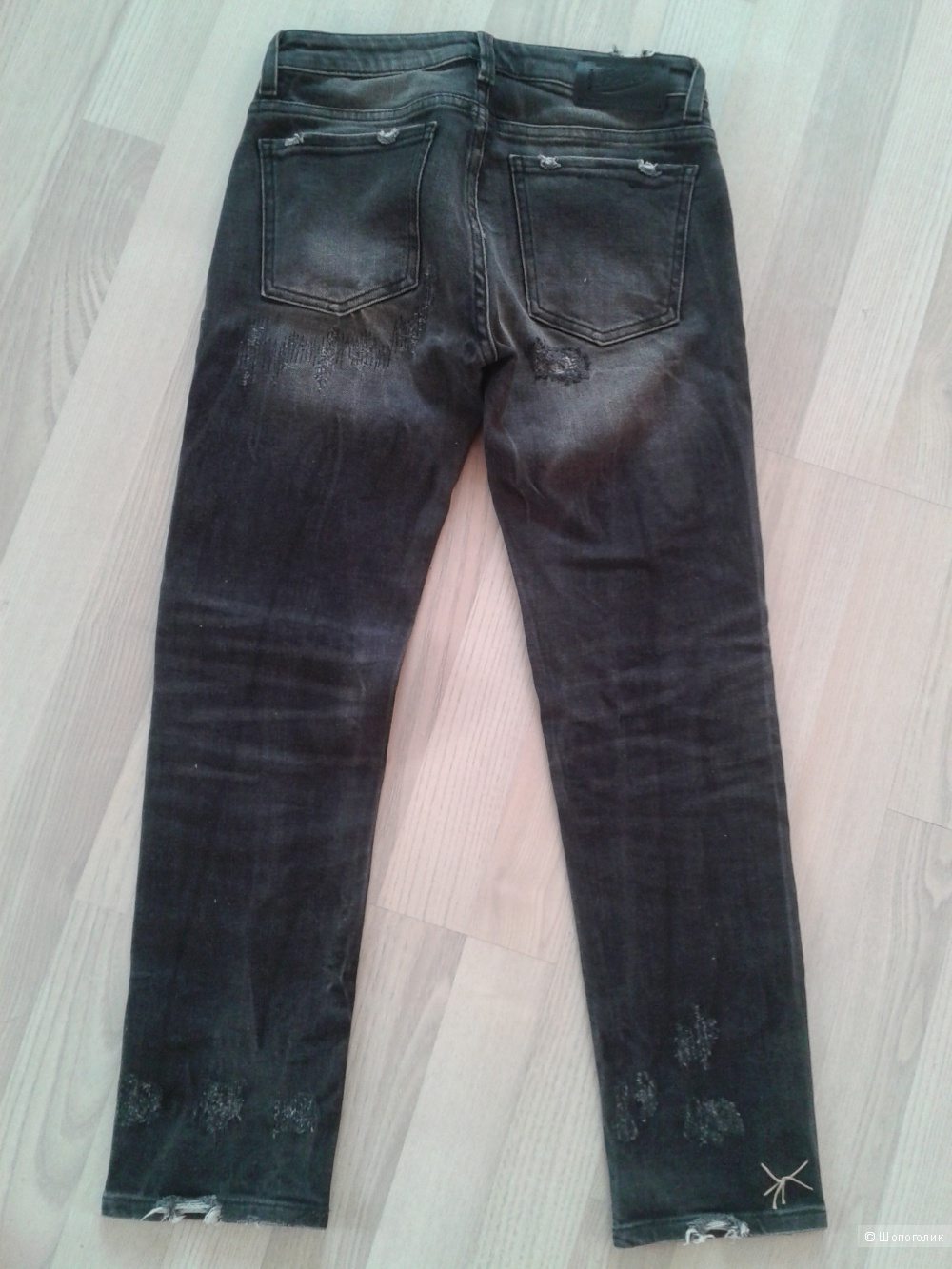 Итальянские джинсы Pence, 24 р-р, XS