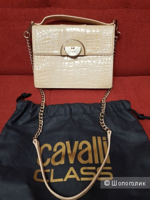 Новая бежевая Cavalli class