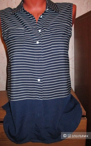 Рубашка женская 42-44 размер zolla
