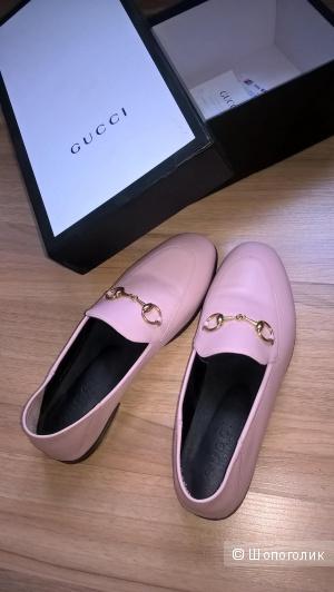 Лоферы Gucci , 37 размер