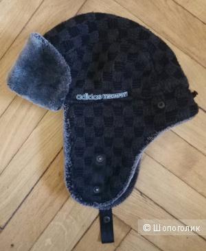 Шапка-ушанка зимняя Adidas Techfit