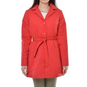 Лёгкое пуховое женское пальто (C) STUDIO CLUB на 46 размер
