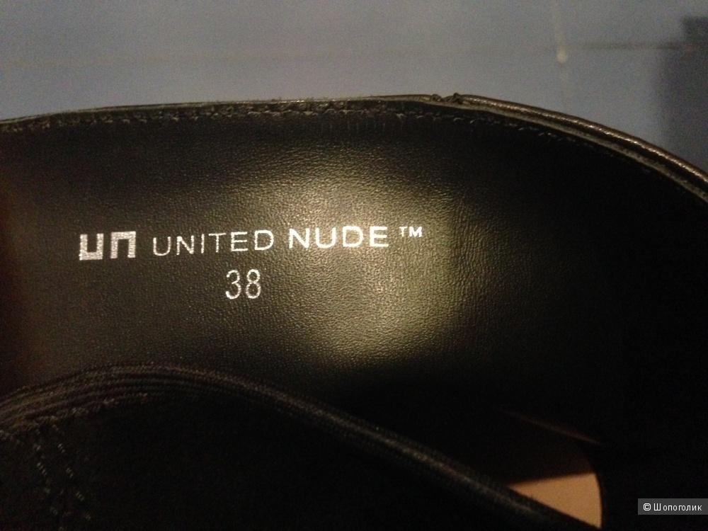 Сапоги женские, United Nude, 38-39