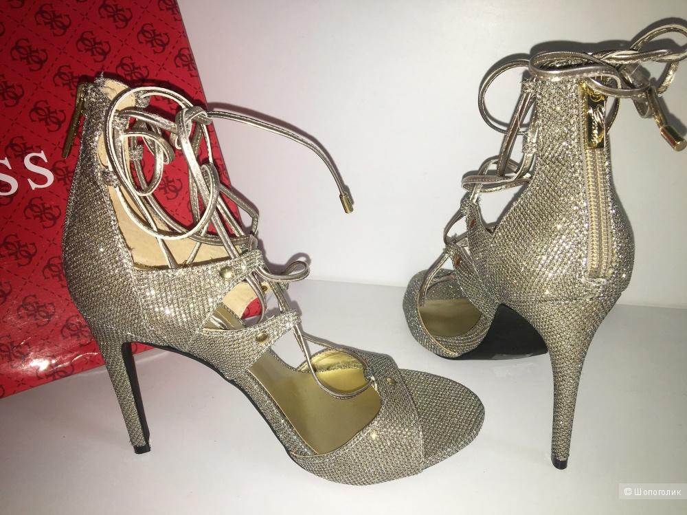 Босоножки/ туфли Guess 37.5-38 размер