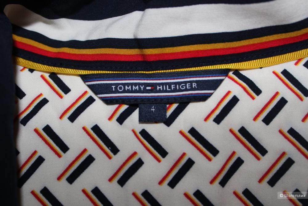 Блуза TOMMY HILFIGER, размер 42