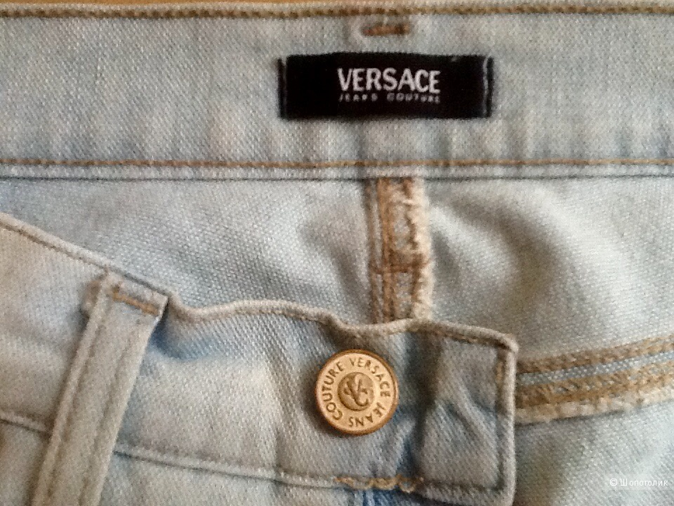Джинсы VERSACE JEANS COUTURE размер S-XS