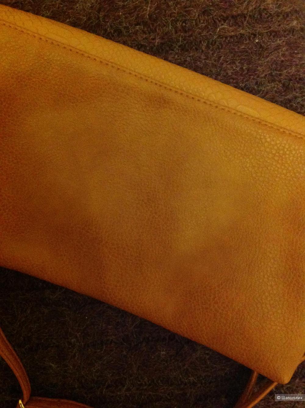 Сет, сумка/New Look + часы/New Look + палантин/H&M, one size