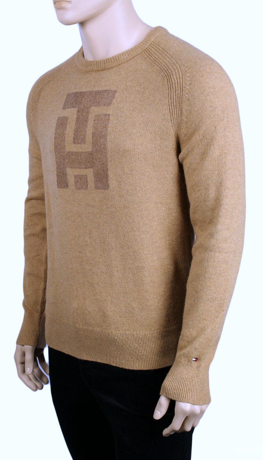 Мужской вязаный свитер Tommy Hilfiger L (50-52р)