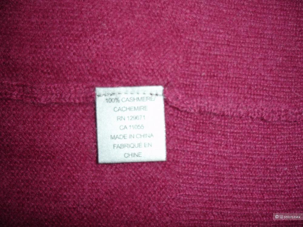 Кашемировый свитер 360 CASHMERE, размер М (рос 46-48)
