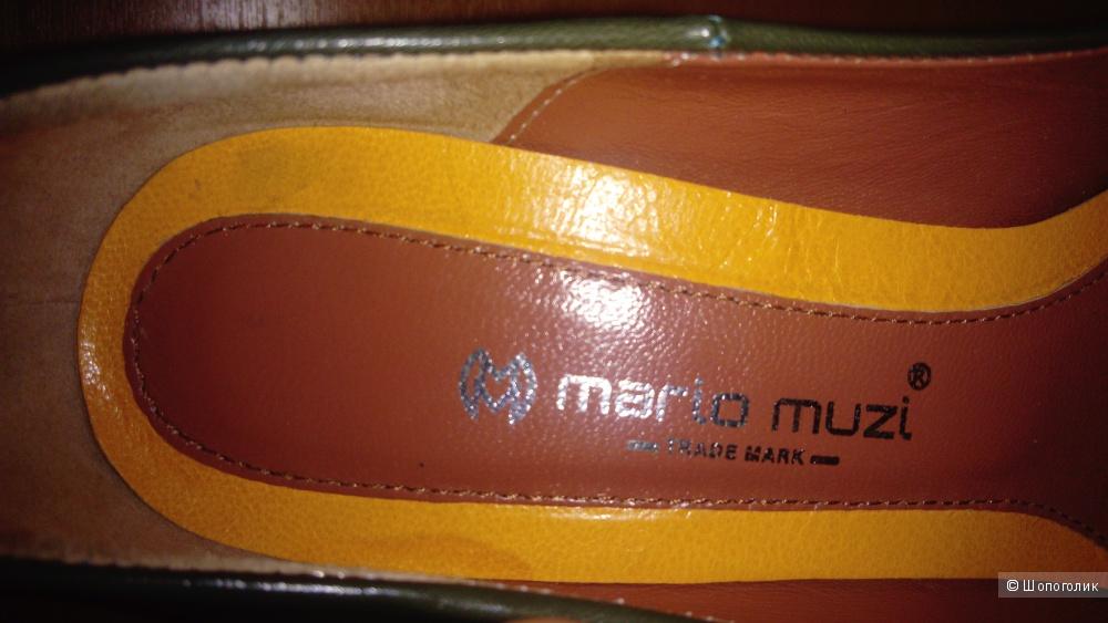 Туфли Mario Muzi женские р-р 39 на 38.