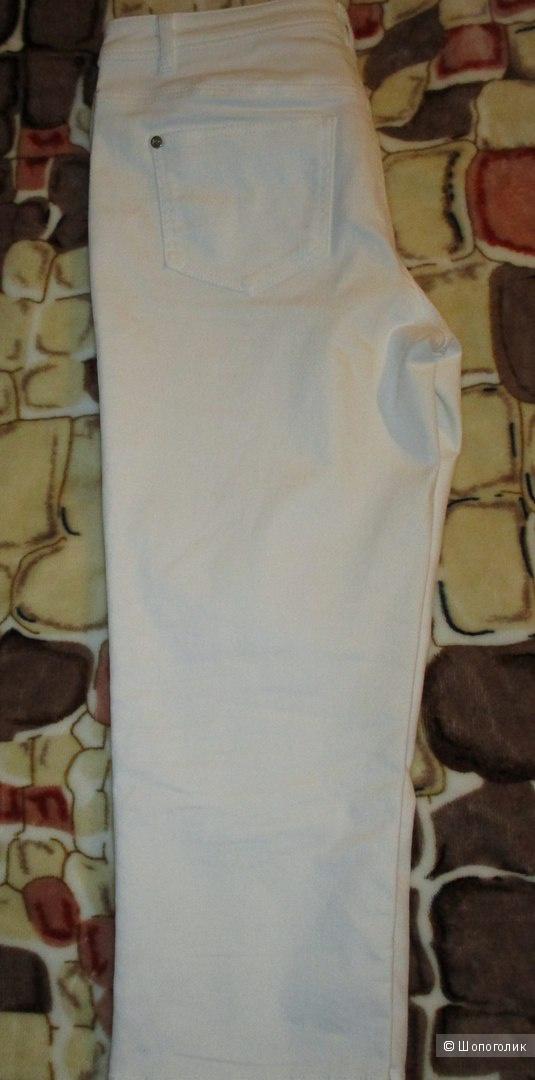 Капри джинсовые 42-44 размер (28) Zolla