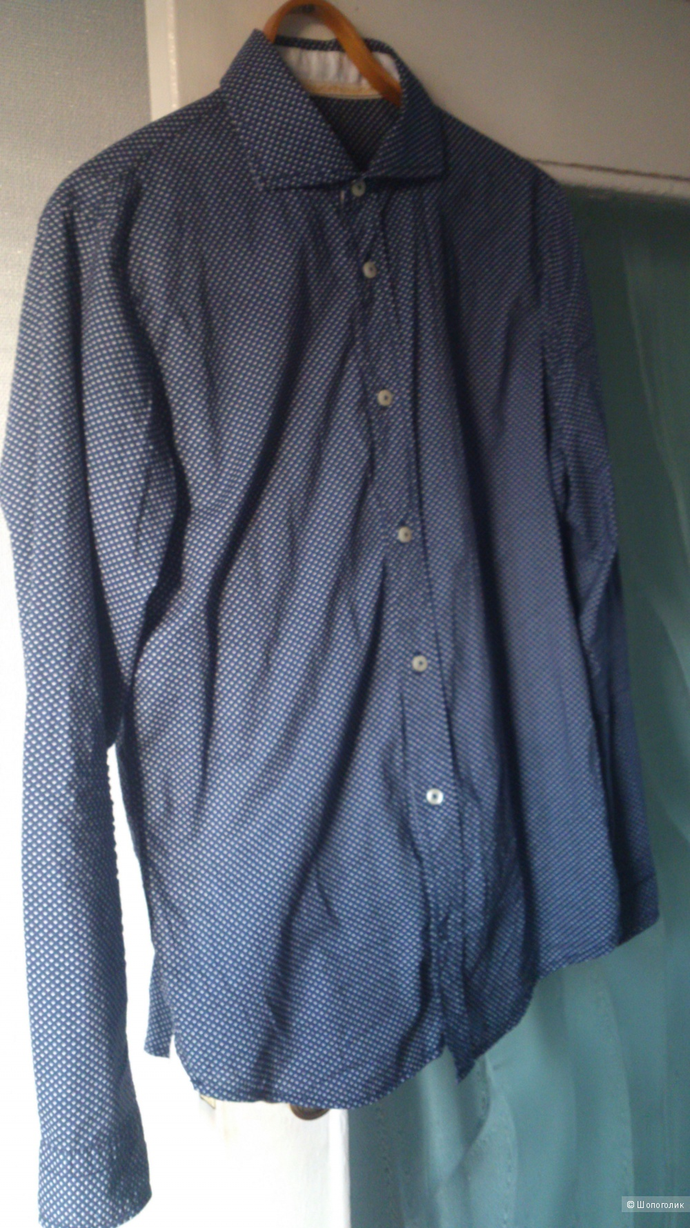 Рубашка мужская  Armani Jeans L