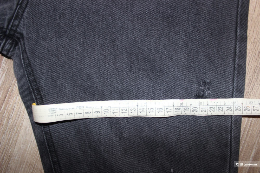 Джинсы PULL&BEAR, размер 44-46