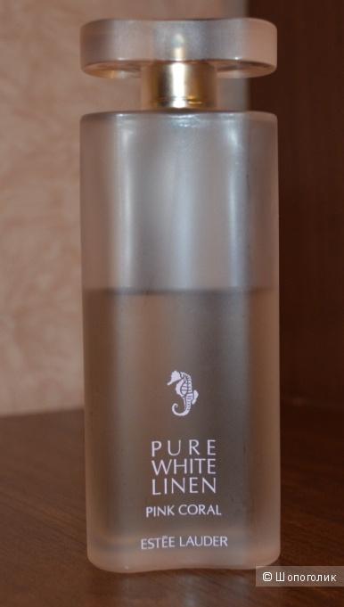 Estee Lauder Pure White Linen Pink Coral, 100 мл (60-65 мл)