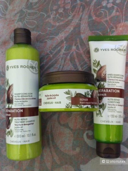 Набор для восстановления волос от Ив Роше
