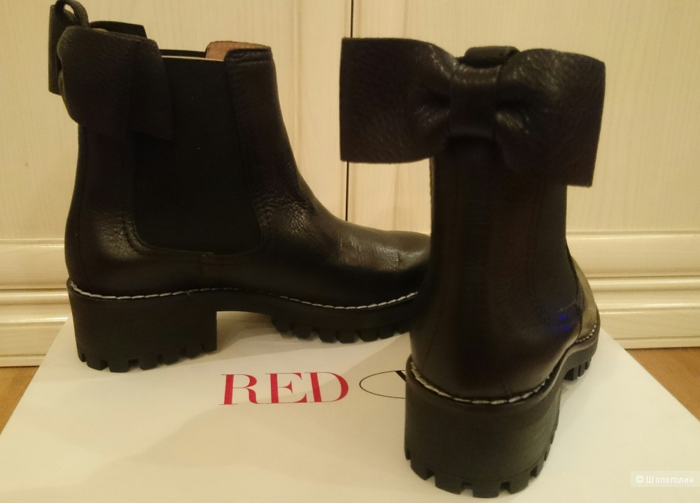 Ботинки  Red Valentino, 38 размер.
