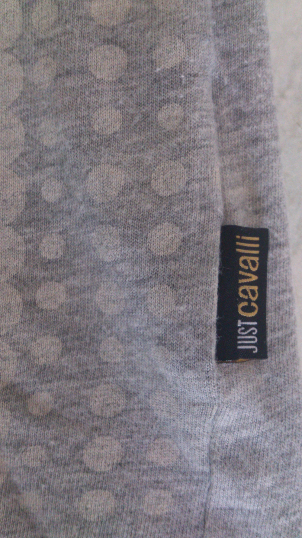 Кофта мужская Just Cavalli XL
