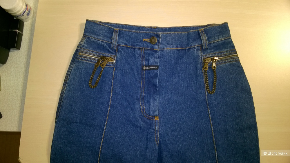 Джинсы Dolce Gabbana 42-46 размер
