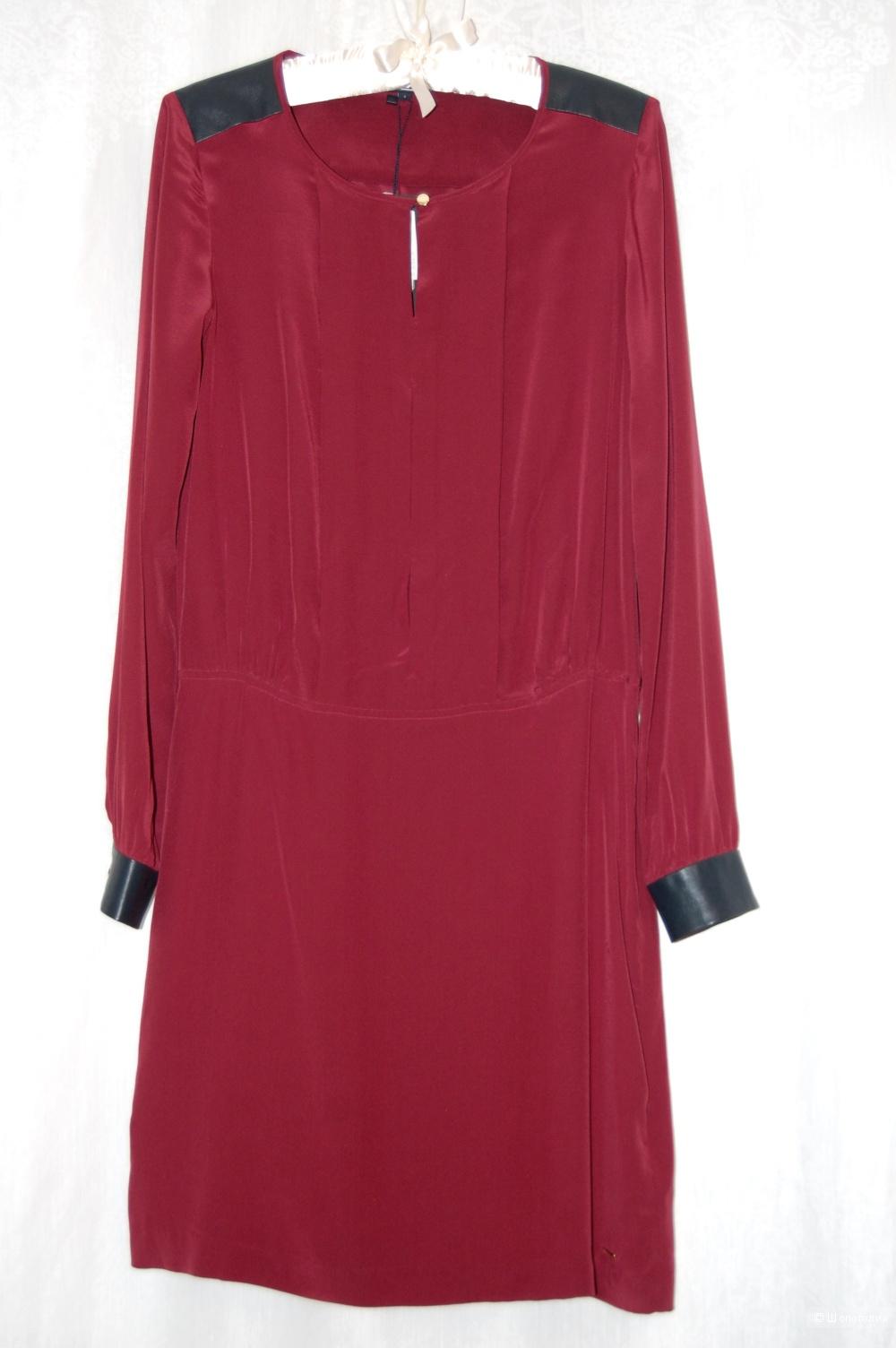 Шелковое платье TOMMY HILFIGER разм US 6