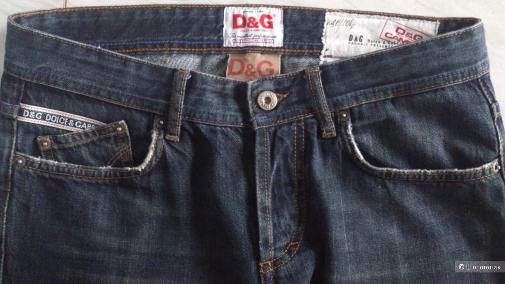 Джинсы мужские D & G,31