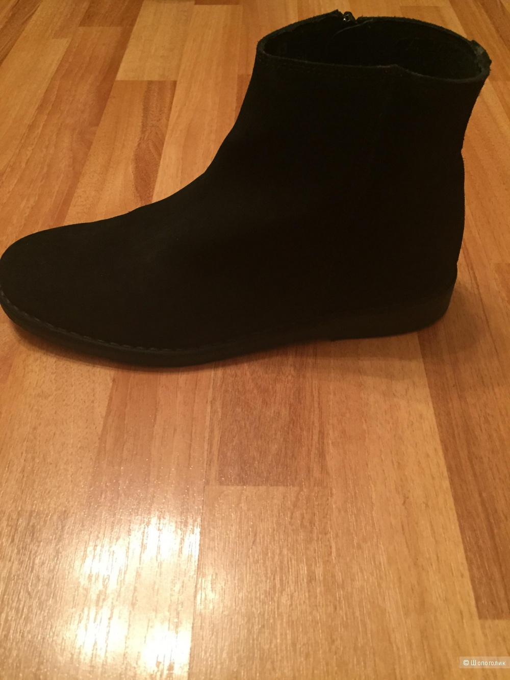 Ботинки мужские ZIGN , размер 43